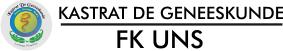 Kastrat de Geneeskunde FK UNS