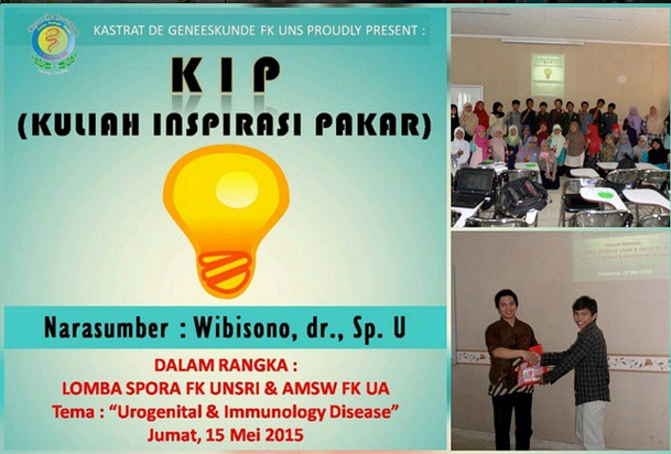 Press Release KIP #1 – Urogenital & Immunology Disease