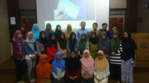 Peserta Workshop Klinik PKM