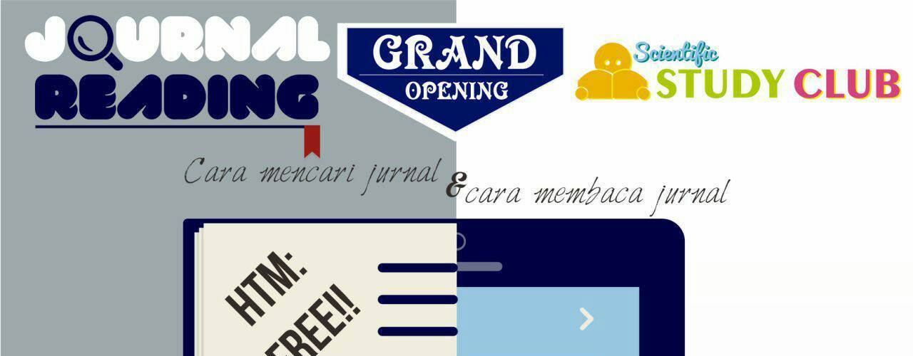 Press Release Jurnal Reading dan Grand Opening Study Club