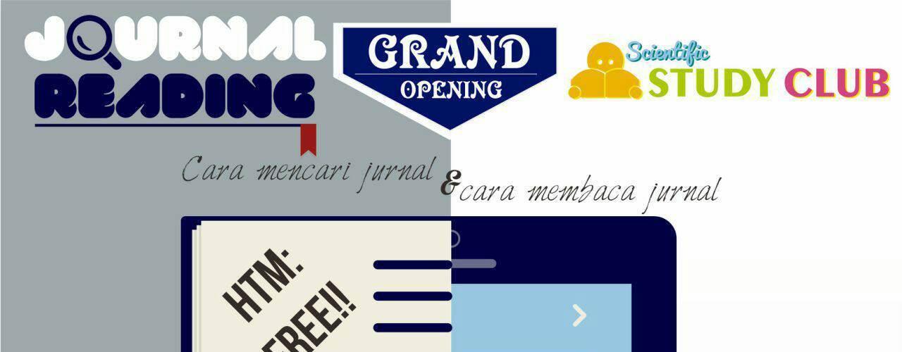 Press Release Jurnal Reading dan Grand Opening Study Club