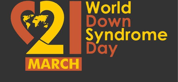 21-3 (International World Down Syndrom3 Day)